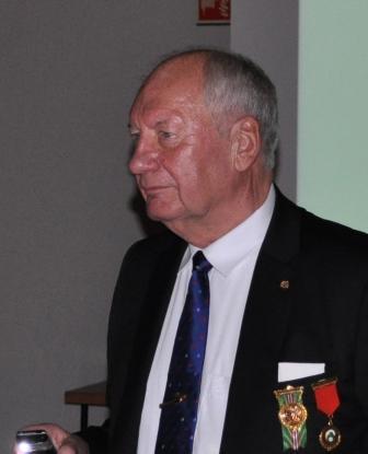 Nordstrand Skytterlag: Kongens fortjenestmedalje til Jan